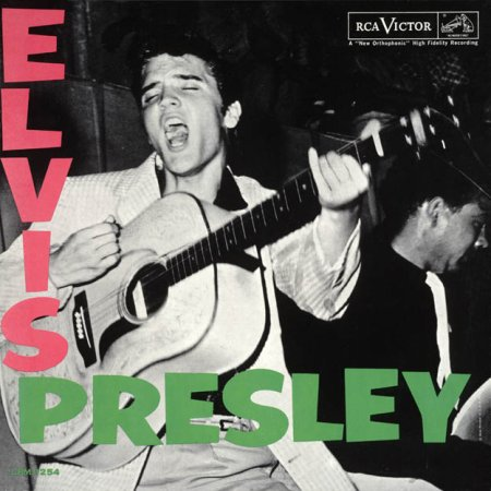 elvis influences